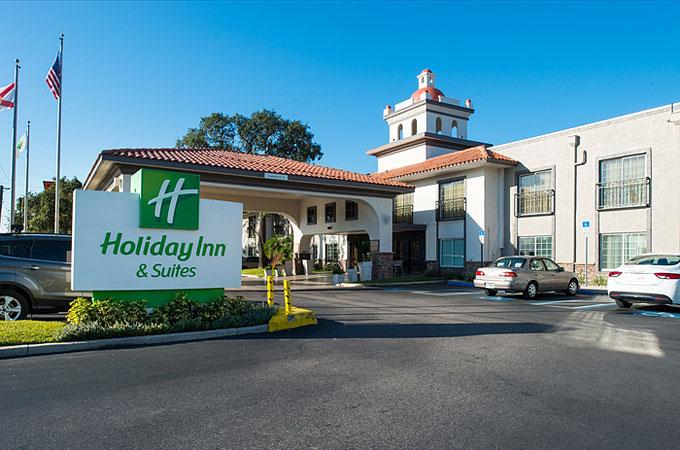 Holiday Inn Hotel Suites Tampa North Busch Gardens Area Argus Reisen