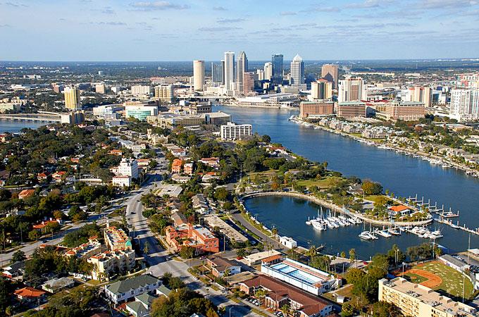 Tampa Bay Argus Reisen