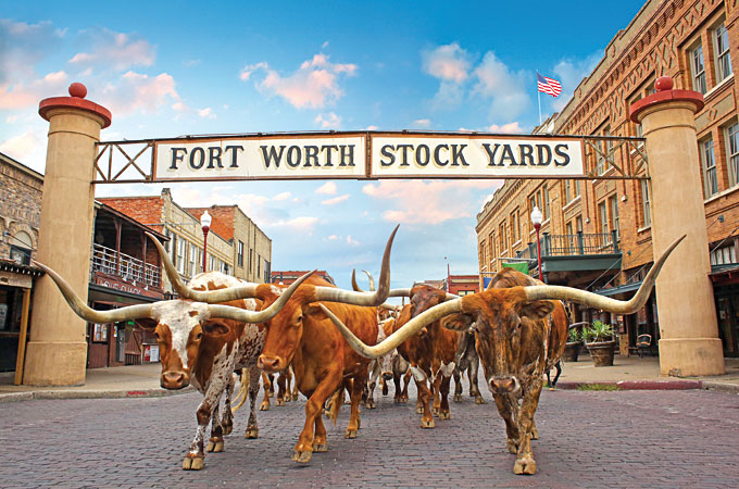 Fort Worth, Texas - Credit: Fort Worth CVB