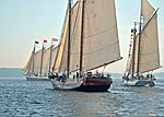 Windjammer Days, Boothbay Harbor, Maine - Credit: Maine Office of Tourism, Bob Angell