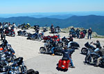 Laconia Motorcycle Week, New Hamphire - Credit: Mt. Washington Auto Road