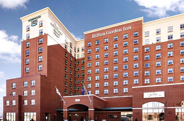Hilton Garden Inn Bricktown Argus Reisen