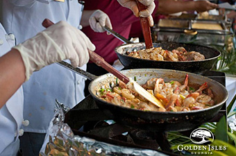 Shrimp and Grits Festival, Golden Isles, Georgia - Credit: Golden Isles CVB