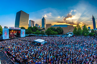 Shaky Knees Music Festival, Atlanta, Georgia - Credit: Atlanta CVB, Pearcey Proper