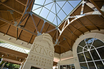 The King Center, Atlanta, Georgia - Credit: Georgia  Department of Economic Development