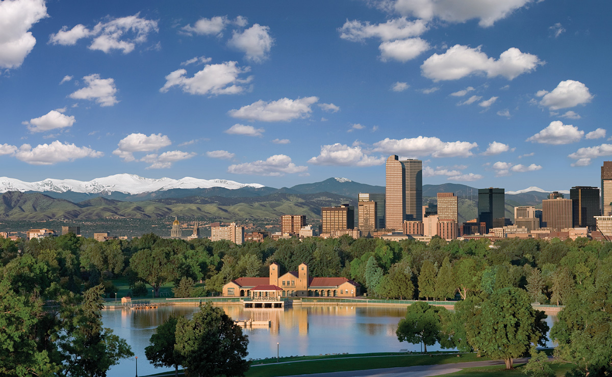 Denver, Colorado - Credit: Visit Denver, Bryce Boyer