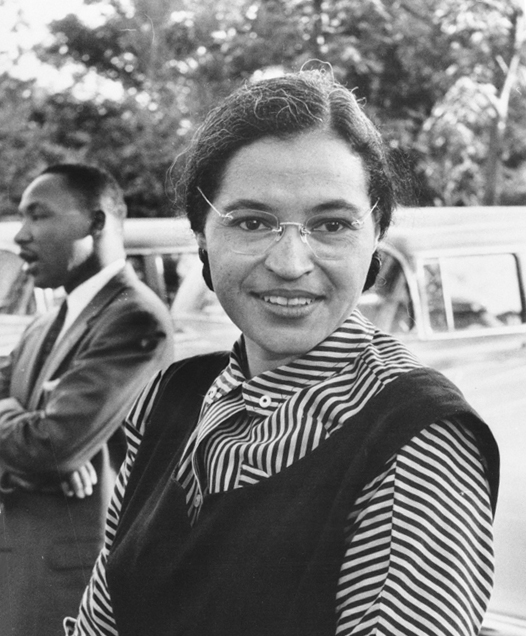 AL/Civil Rights Trail/Montgomery Rosa Parks