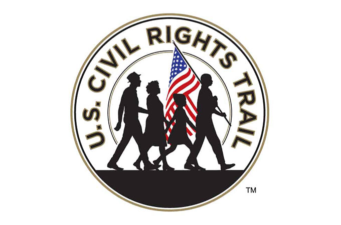 Civil Rights Treail Logo - Credit: U.S. Civil Rights Trail