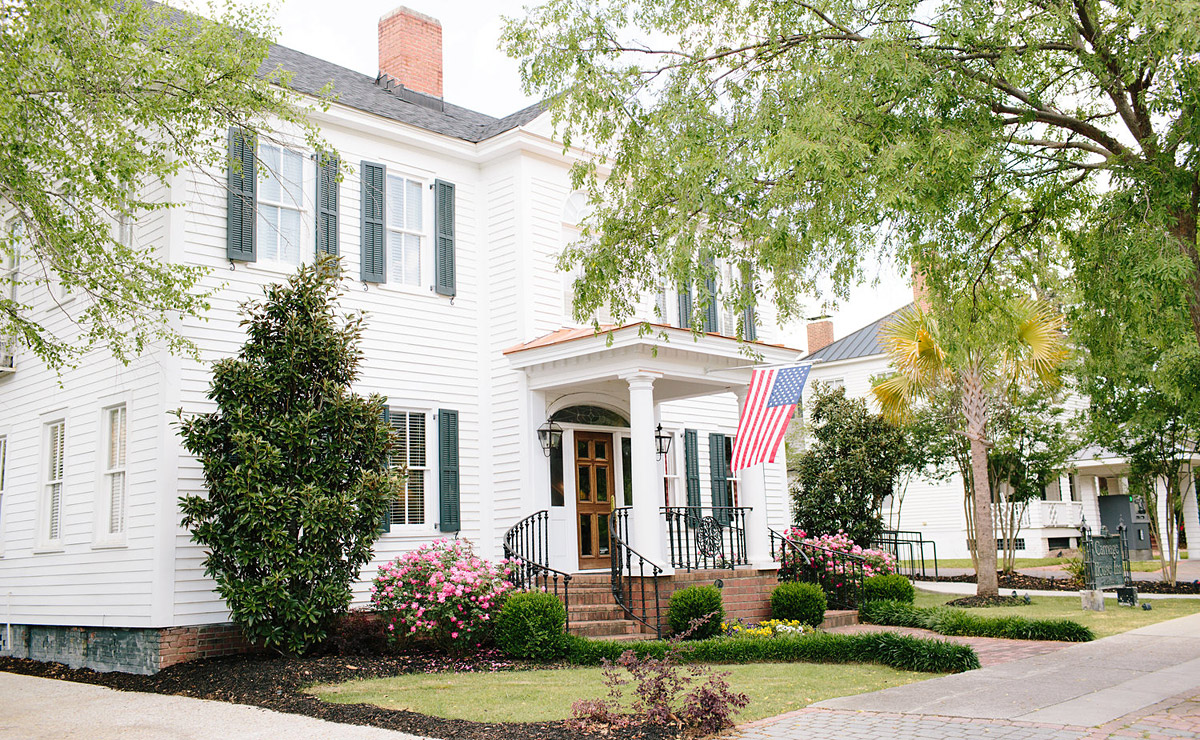 South Carolina, Aiken, Carriage House Inn - Credit: Carriage House Inn