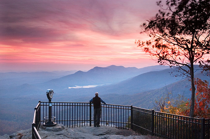 Caesars Head State Park, South Carolina - Credit: South Carolina Tourism Office