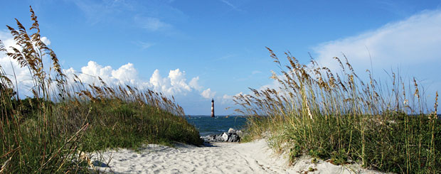 Folly Beach, South Carolina - Credit: South Carolina Tourism Office