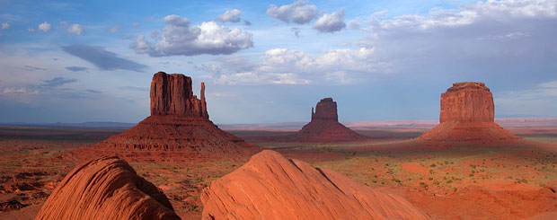 UT/Monument Valley/Panorama - Titel