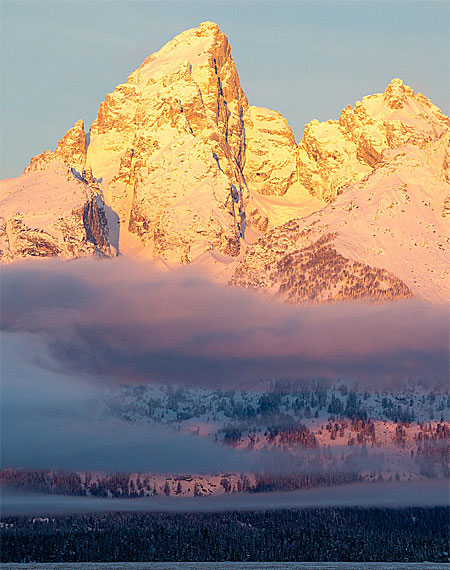 The Tetons, Jackson Hole, Wyoming - Credit: Jackson Hole Chamber of Commerce