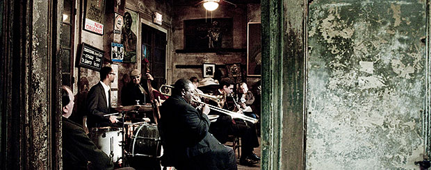 Preservation Hall, Louisiana - Credit: Werner Krug