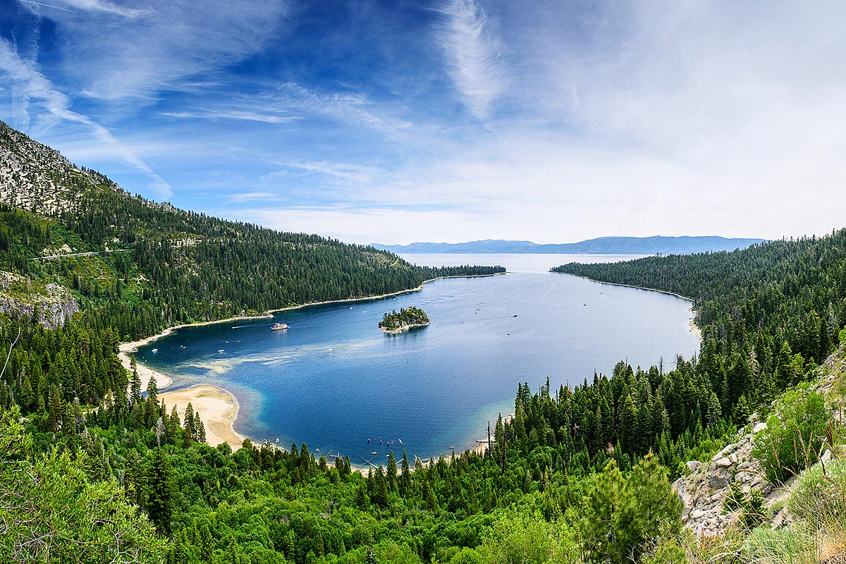 South Lake Tahoe, California - Credit: Lake Tahoe Visitor Authority