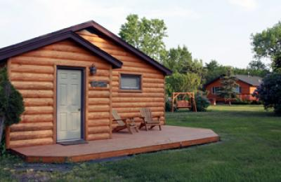 ND/Rolling Plains Adventure/Cabin 340