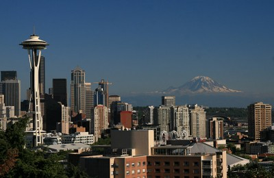WA/Seattle/Seattle Skyline 680