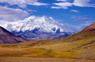 AK/Denali National Park/Mt McKinley
