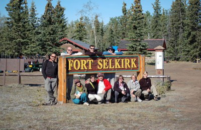 Ruby Range Adventure/The Classic - Yukon River/Fort Selkirk