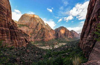 UT/Zion National Park/Great White Throne