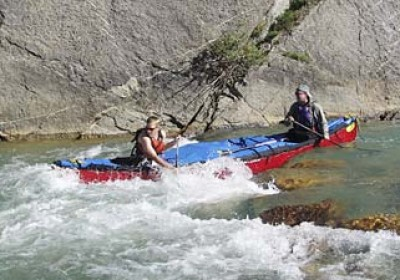 Ruby Range Adventure/Discover the North - Pelly River/Kanu