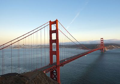 CA/San Francisco/Golden Gate Bridge