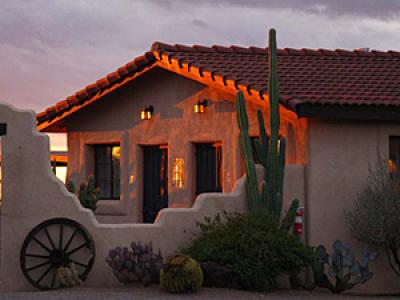 AZ/White Stallion Ranch/Haus aussen 340