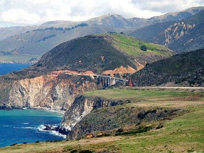 CA/Big Sur/Highway One