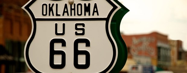Route 66 in Kansas und Oklahoma - Credit: Oklahoma Tourism & Recreation Department
