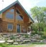Cabin der Lucasia Ranch, Alberta - Credit: Lucasia Ranch Vacations