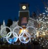 Olympische Spiele in Whistler, British Columbia