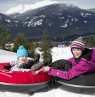 Tubing in Whistler, British Columbia