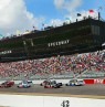 NASCAR, Rockingham Speedway, North Carolina - Credit: VisitNC.com