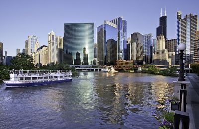 IL/Chicago/Allg Bilder/Skyline