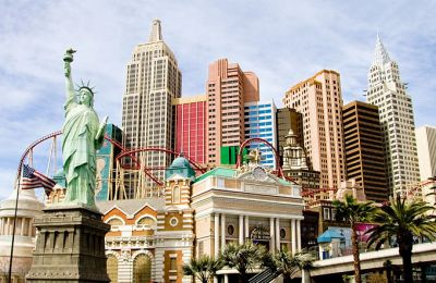 NV/Las Vegas/New York New York