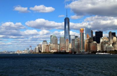 NY/New York/One World Trade Center