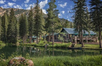 CO/The Broadmoor Ranch at Emerald Valley/Main Lodge La