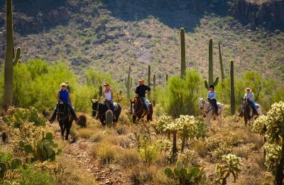 AZ/White Stallion Ranch/Riding