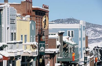 UT/Park City/Mainstreet
