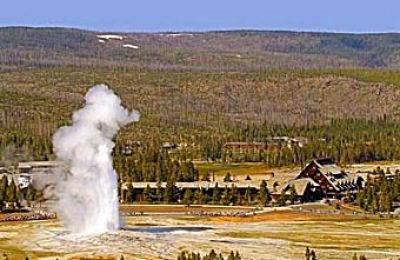 WY/Yellowstone/Old Faithful Inn Dia1