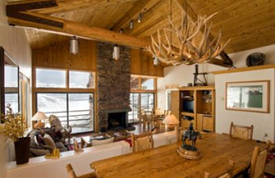 WY/Spring Creek Ranch/Mountain Villa1
