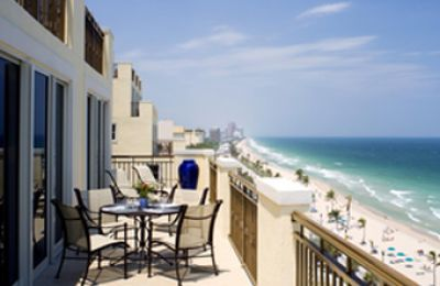 FL/Fort Lauderdale/Atlantic Resort & Spa Balkon mit Meerblick 340