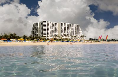 FL/Fort Lauderdale/Harbor Beach Marriott Resort & Spa Aussenansicht 340
