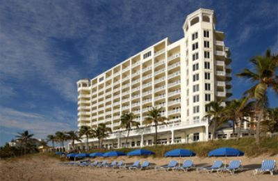 FL/Fort Lauderdale/Pelican Grand Beach Resort Aussenansicht 340