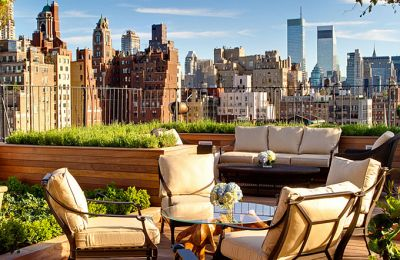 NY/New York/The Surrey - Roofgarden