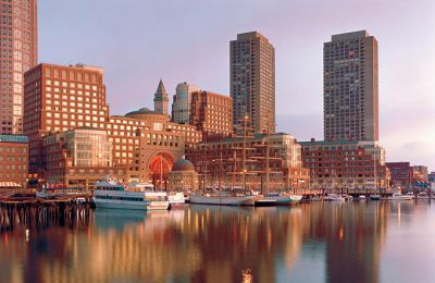 MA/Boston/Boston Harbor Hotel/Aussen 2