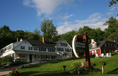 NH/White Mountains/Jackson/Christmas Farm Inn/Aussen