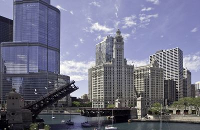 IL/Chicago/Allg Bilder/Chicago River 2