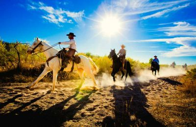 AZ/Tanque Verde Ranch/Lope Ride