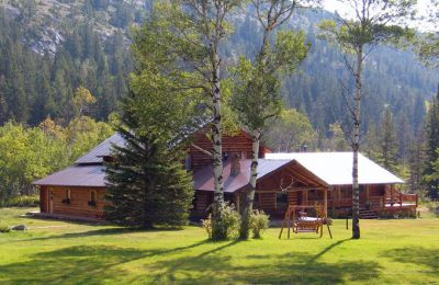 MT/Triple J Wilderness Ranch/Lodge